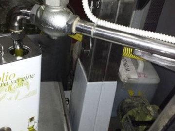 confezionamento olio