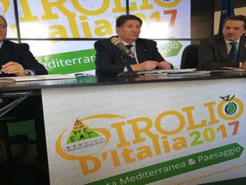GirOlio d'italia 2017