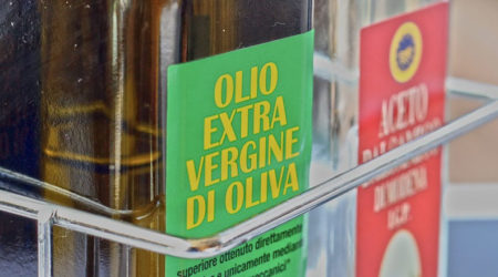 normativa olio extravergine di oliva