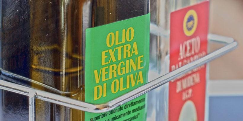 normativa olio extravergine di oliva
