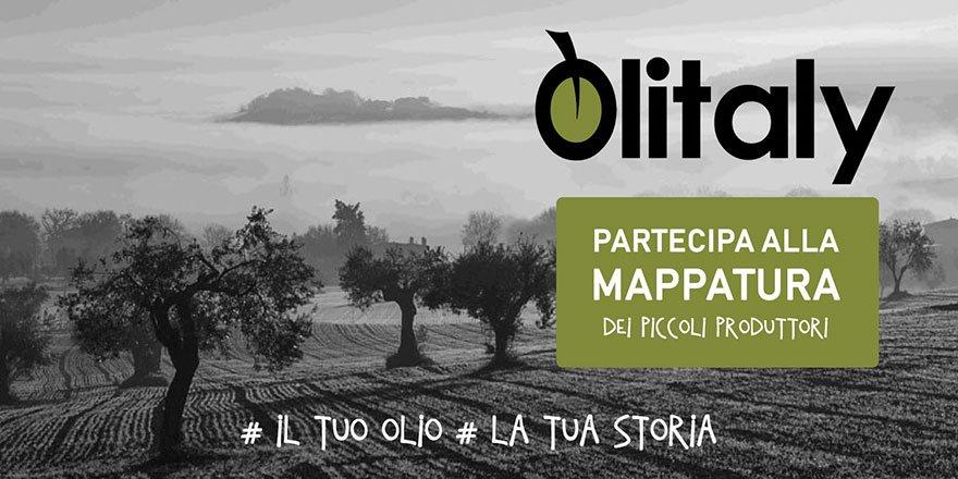mappatura Olitaly
