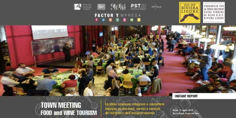"Town Meeting ""Food and Wine Tourism"""