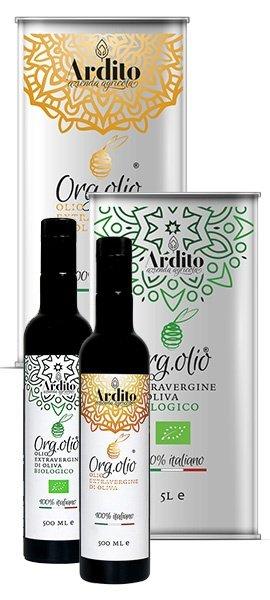 Olio Bio Az. Agricola Ardito Felice