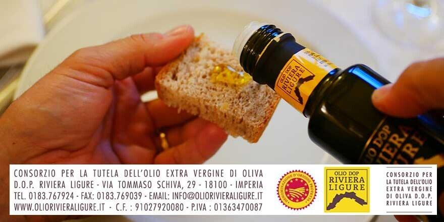 Olio DOP Riviera Ligure a Sanremo
