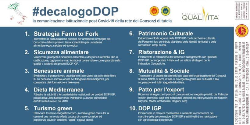 Decalogo DOP IGP