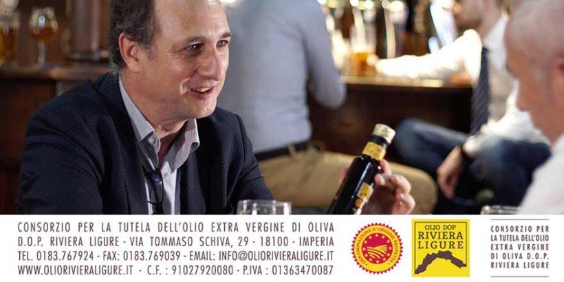Spot olio DOP Riviera Ligure