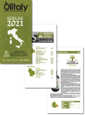 Guida Olitaly 2021