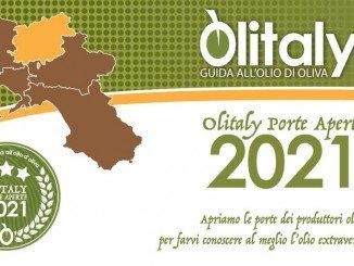 Olitaly Porte Aperte 2021