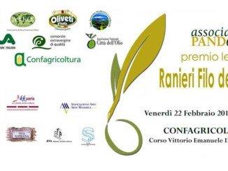 Premio Letterario Ranieri Filo della Torre