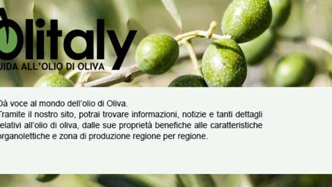 nuova veste grafica Olitaly
