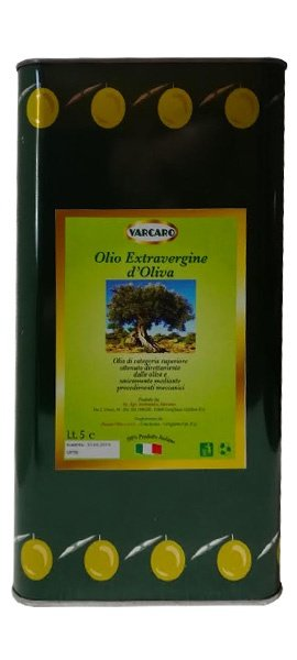 olio Azienda Agricola Varcaro