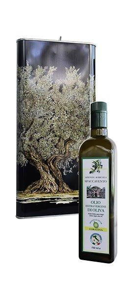 Olio Azienda Agricola Spaccavento