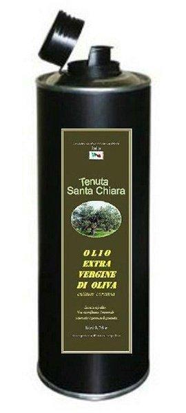 Olio Tenuta Santa Chiara