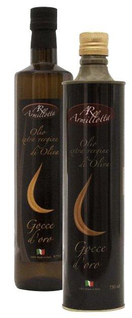 Olio frantoio Armillotta