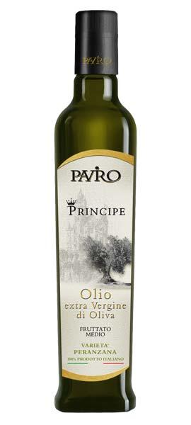 Olio Frantoio Principe, Paviro