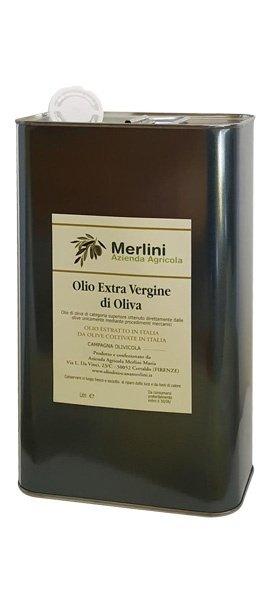 Olio Azienda Agricola Merlini