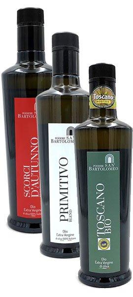 Olio Podere San Bartolomeo
